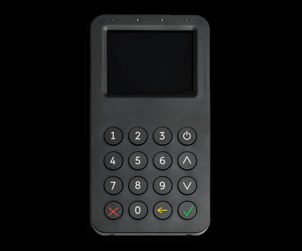 TPE Portable Pocket Card Terminal 01