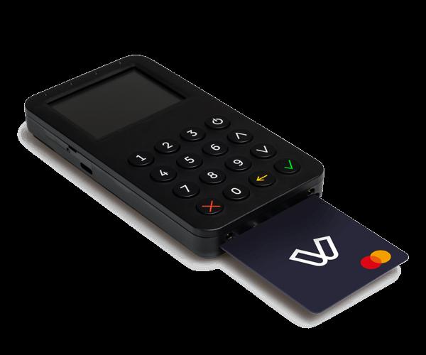 TPE Portable Pocket Card Terminal 06