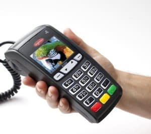 TPE INGENICO iCT250 GPRS / 3G 1