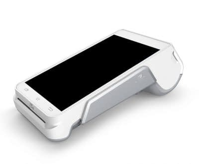 locationtpe alipay portable android A920 blanc