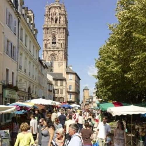 location tpe Rodez et dans l'Aveyron